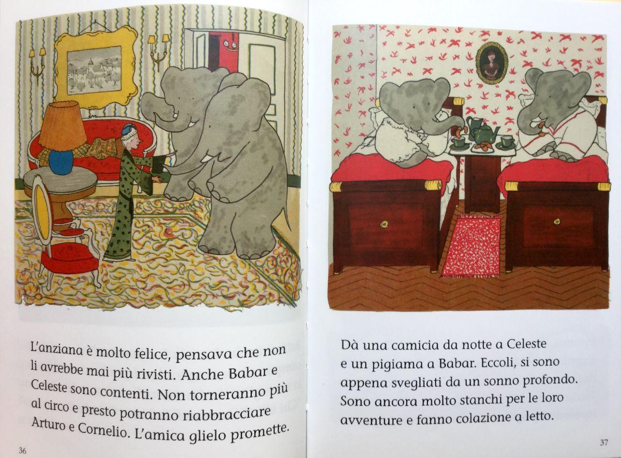 Jean de Brunhoff, La storia di Babar, Picarona