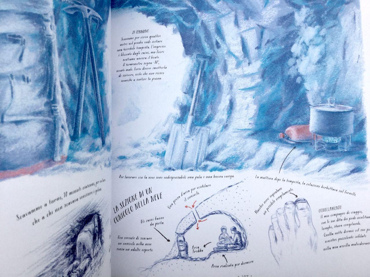 Il libro delle avventure perdute, L'ippocampo
