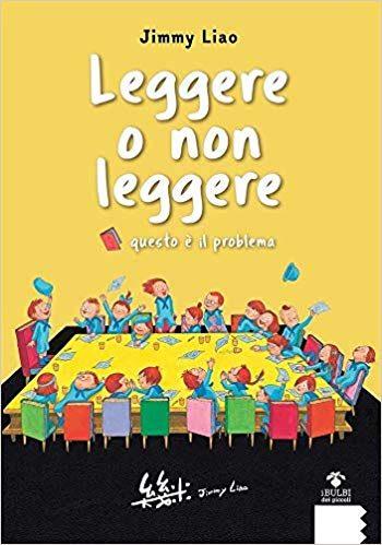 Jimmy Liao, Leggere o non leggere, Gruppo Abele