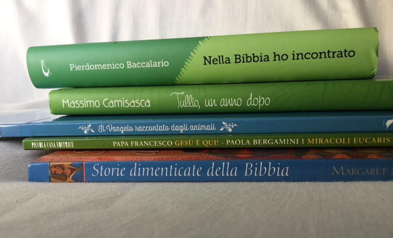 5 libri da regalare in occasione di Comunione e Cresima - Scaffale Basso