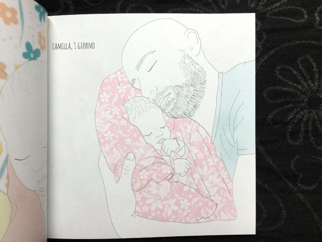 Laura Riccobono - Corinna Luna Crotta, Come sarà, La luna in fascia