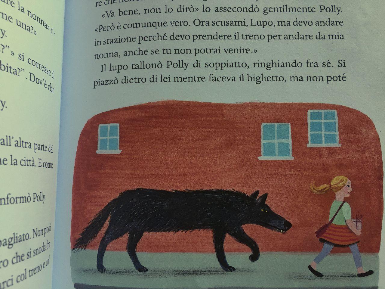 Catherine Storr - Simona Mulazzani, Polly e il lupo tontolone, Mondadori