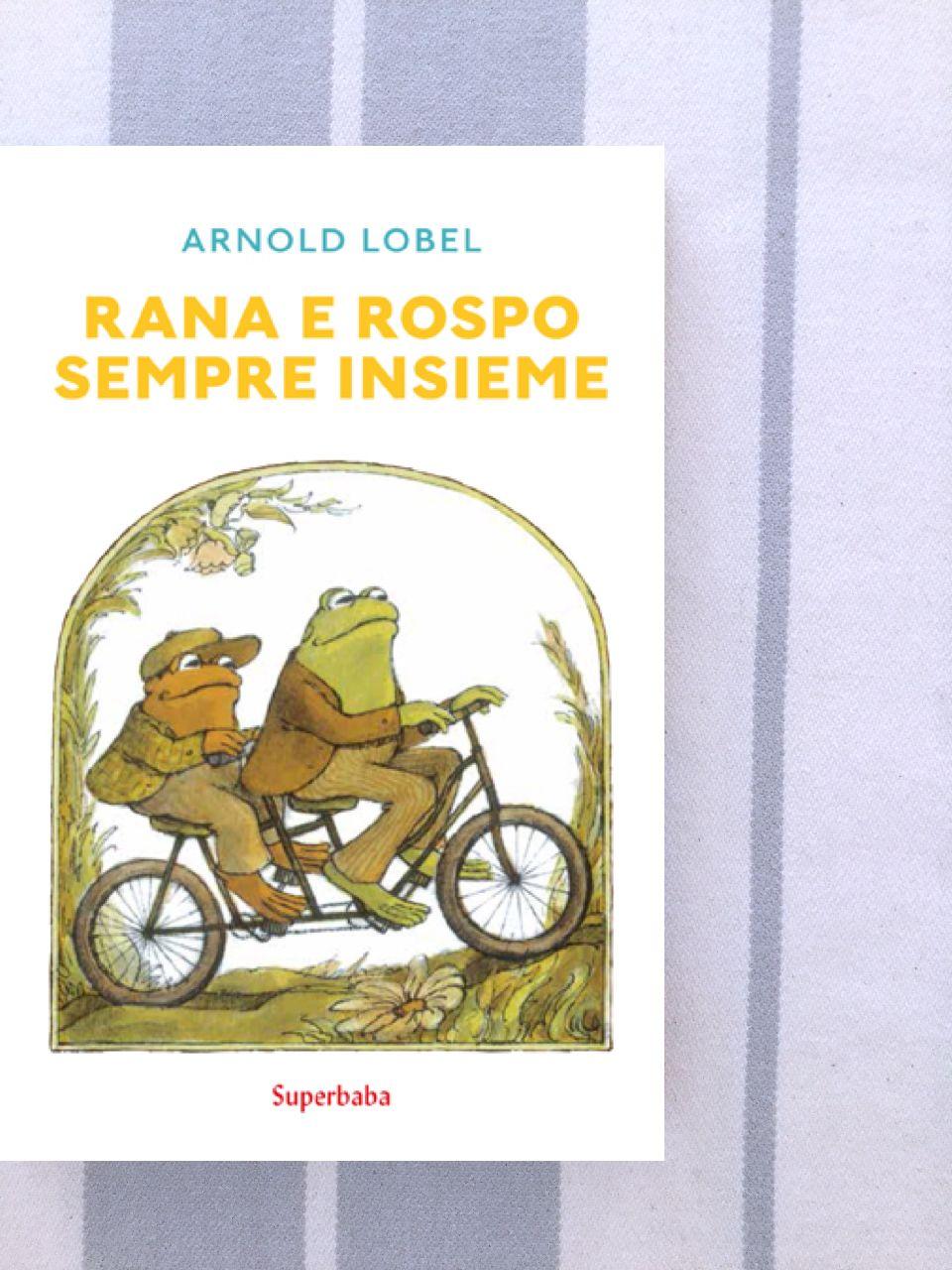Arnold Lobel, Rana e Rospo sempre insieme, Babalibri