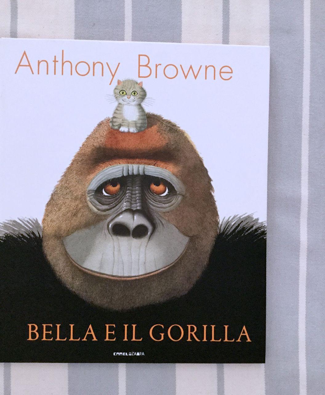 Anthony Browne, Bella e il gorilla, Camelozampa