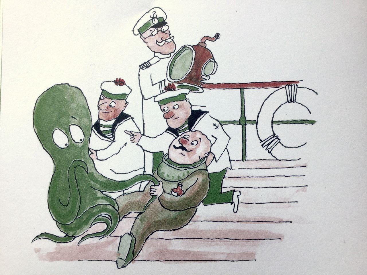 Tomi Ungerer, Emil, Lupo Guido