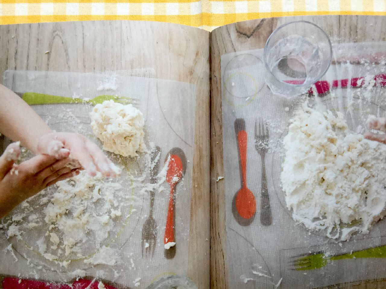 Federica Buglioni - Annalisa Perino, 60 attività Montessori in cucina, L'ippocampo