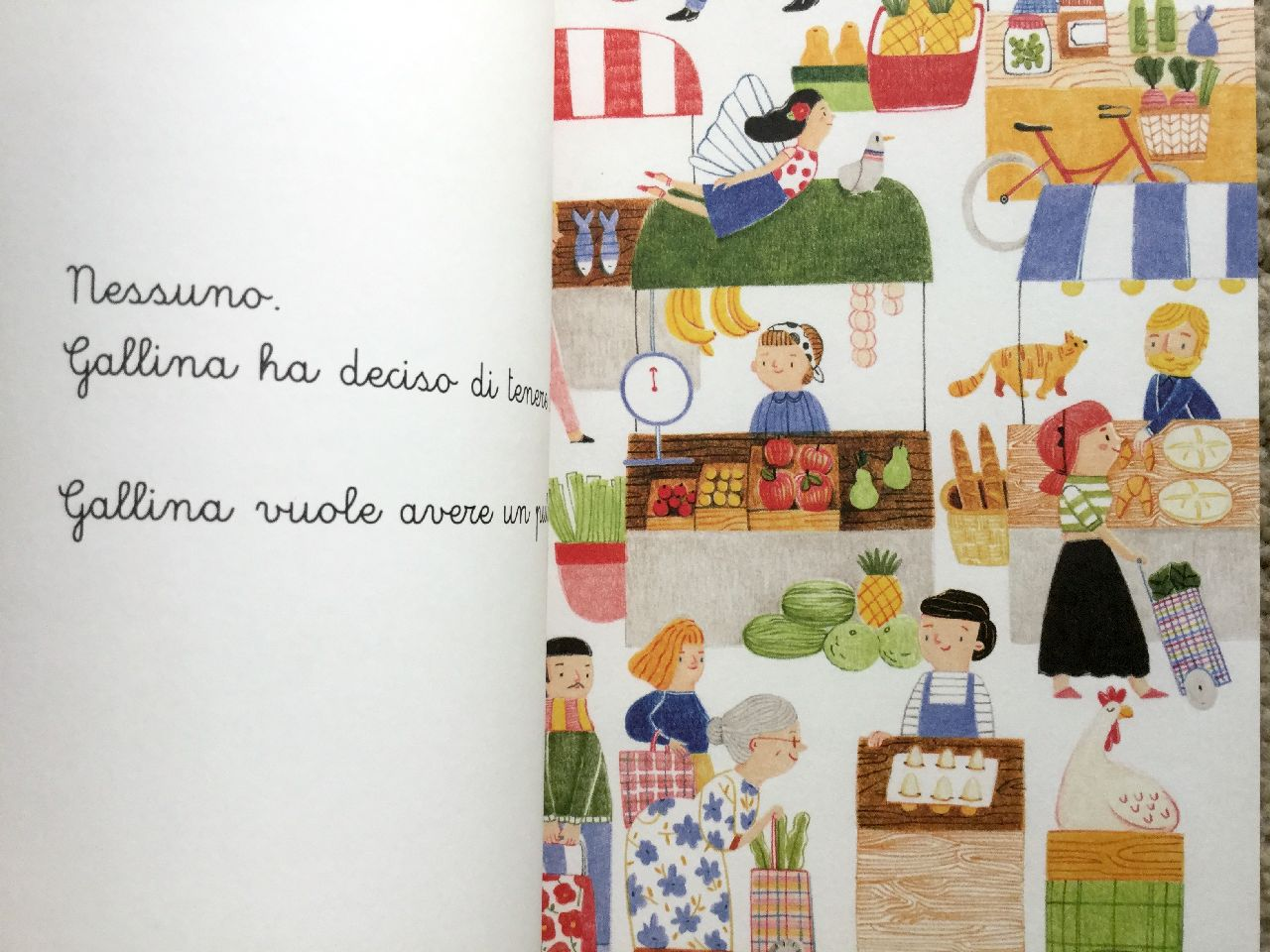Amanda Mai – Ana Sanfelippo, Serafino e Gallina, Marameo