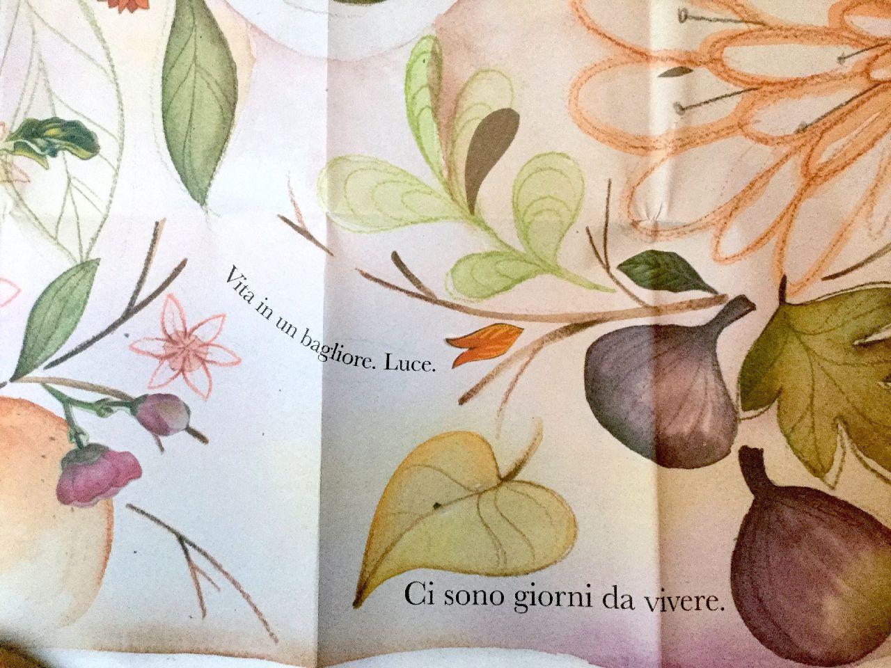 Lorenzo Naia - Federica Rossetti, Ora, qui, Verbavolant