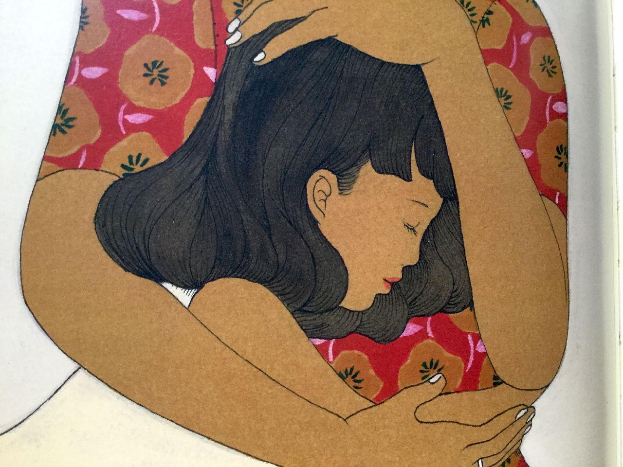 Sachie Hattori, Ascolta, mamma, Kira Kira