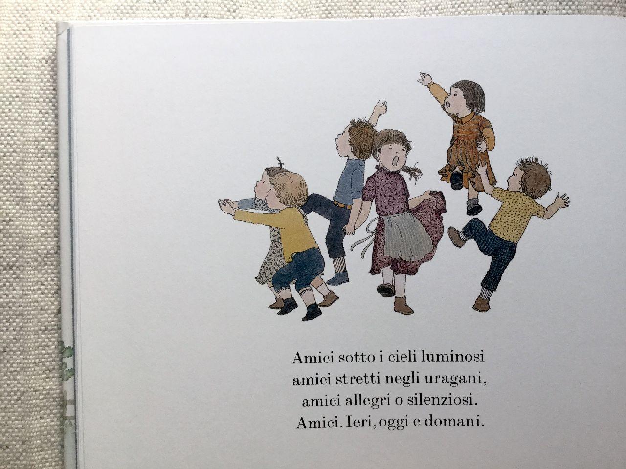Satomi Ichikawa, Amici, Orecchio acerbo