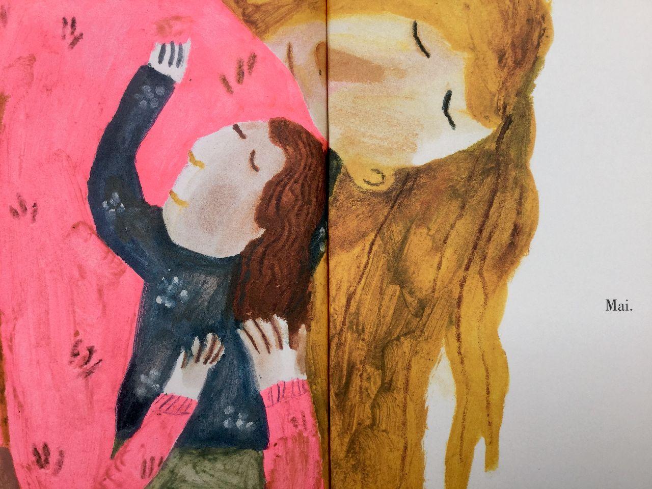 Beatrice Alemagna, Le cose che passano, Topipittori
