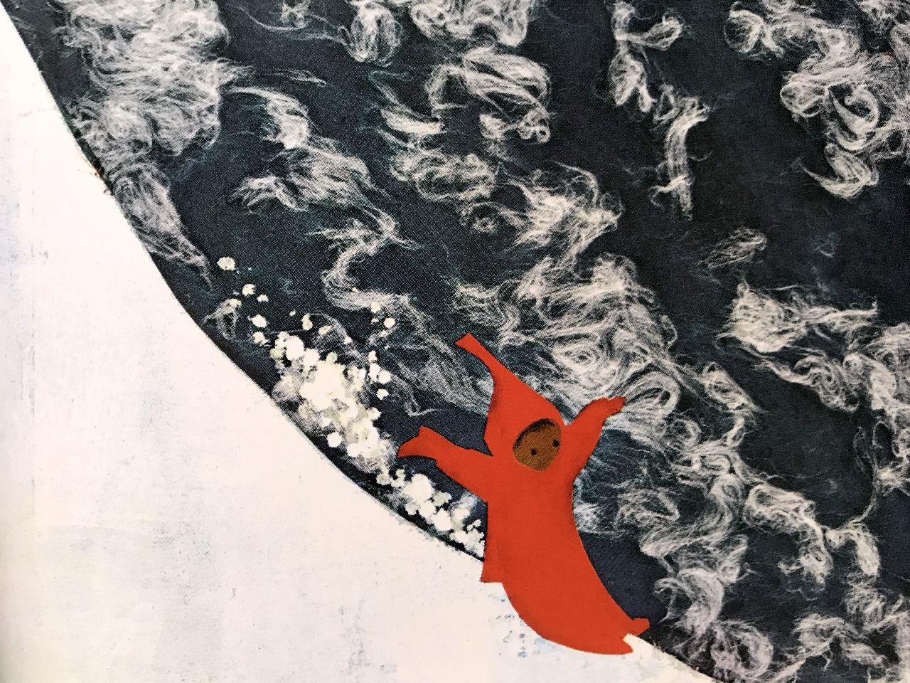 Ezra Jack Keats, Peter nella neve, Terredimezzo