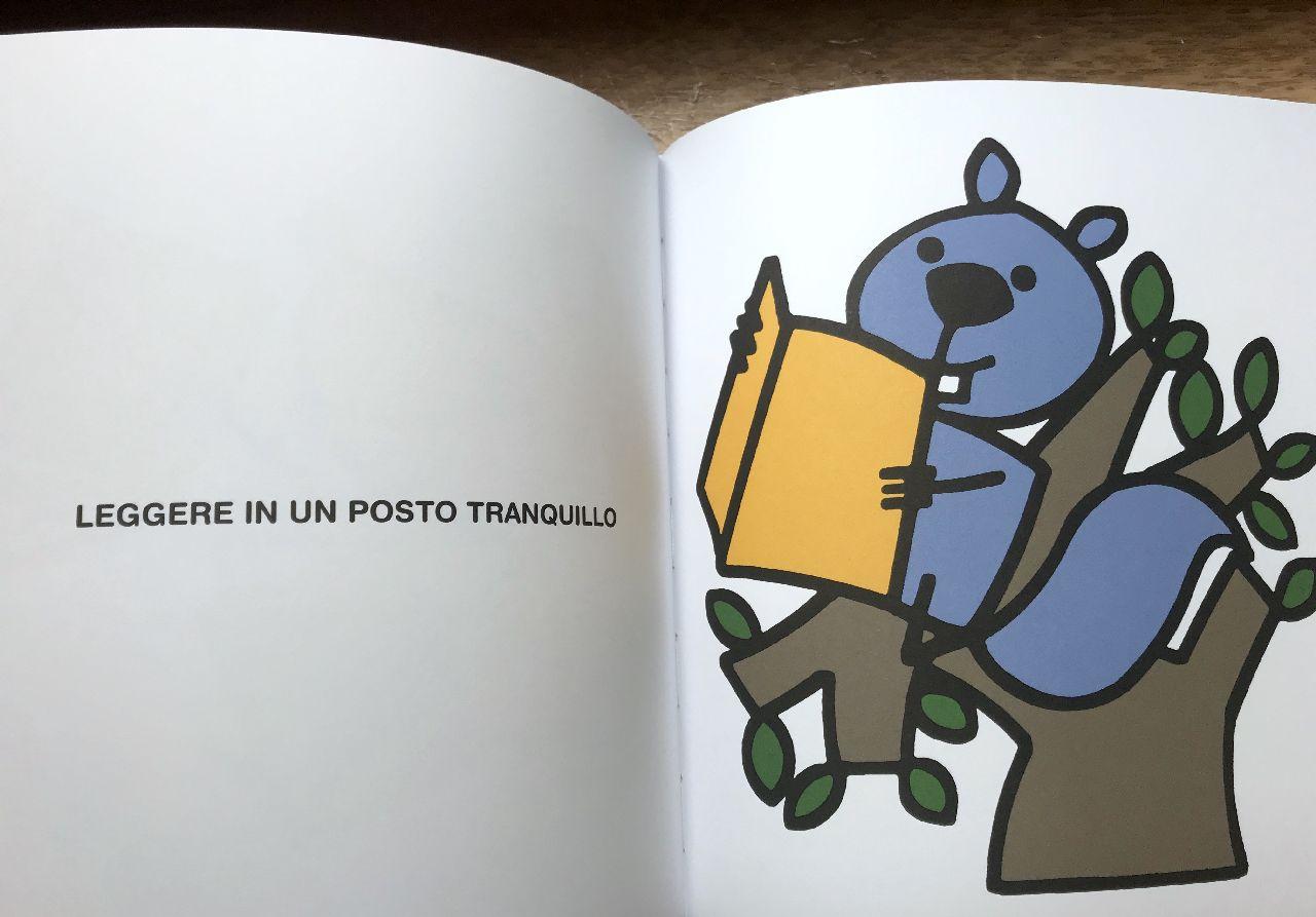 Attilio, Leggo!, Lapis