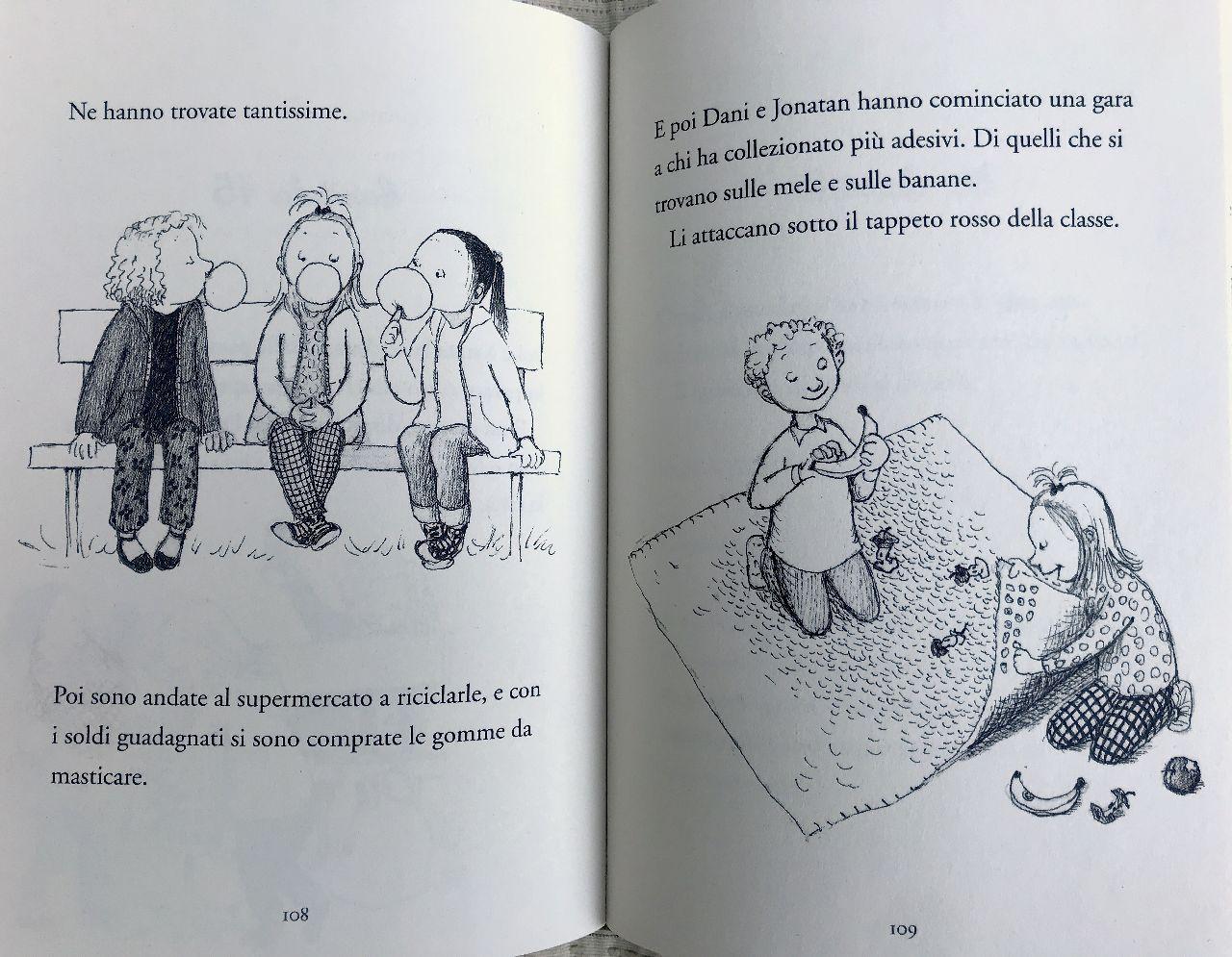 Rose Lagercrantz - Eva Eriksson, La mia vita felice, Il castoro