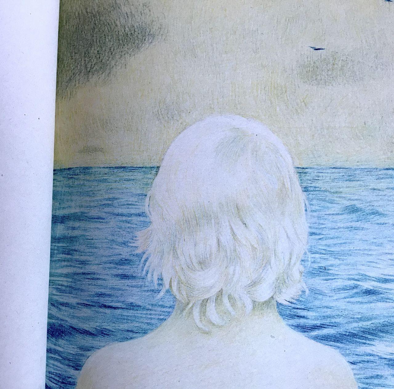Joanna Concejo, M come il mare, Topipittori