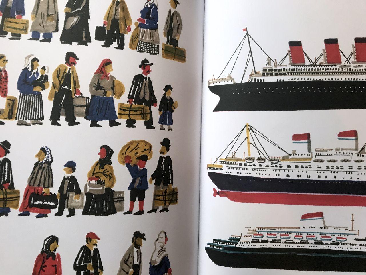 Luogo Comune, Il grande libro delle navi, Sinnos