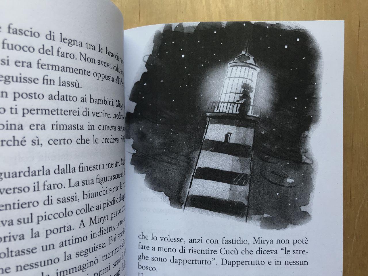 Giulia Cocchella, Il viaggio di Mirya, Notes