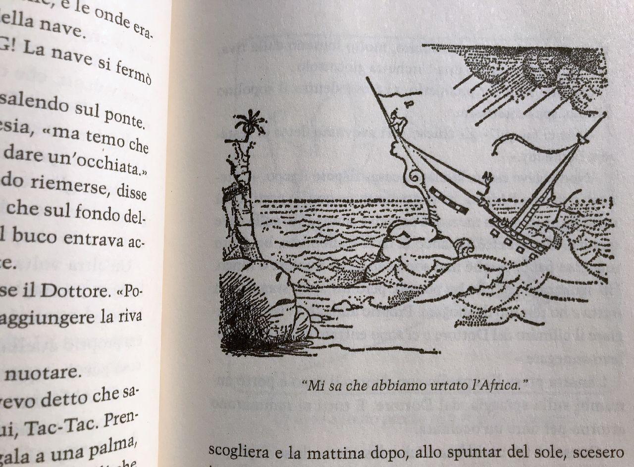 Hugh Lofting, Il viaggio del dottor Dolittle, Mondadori