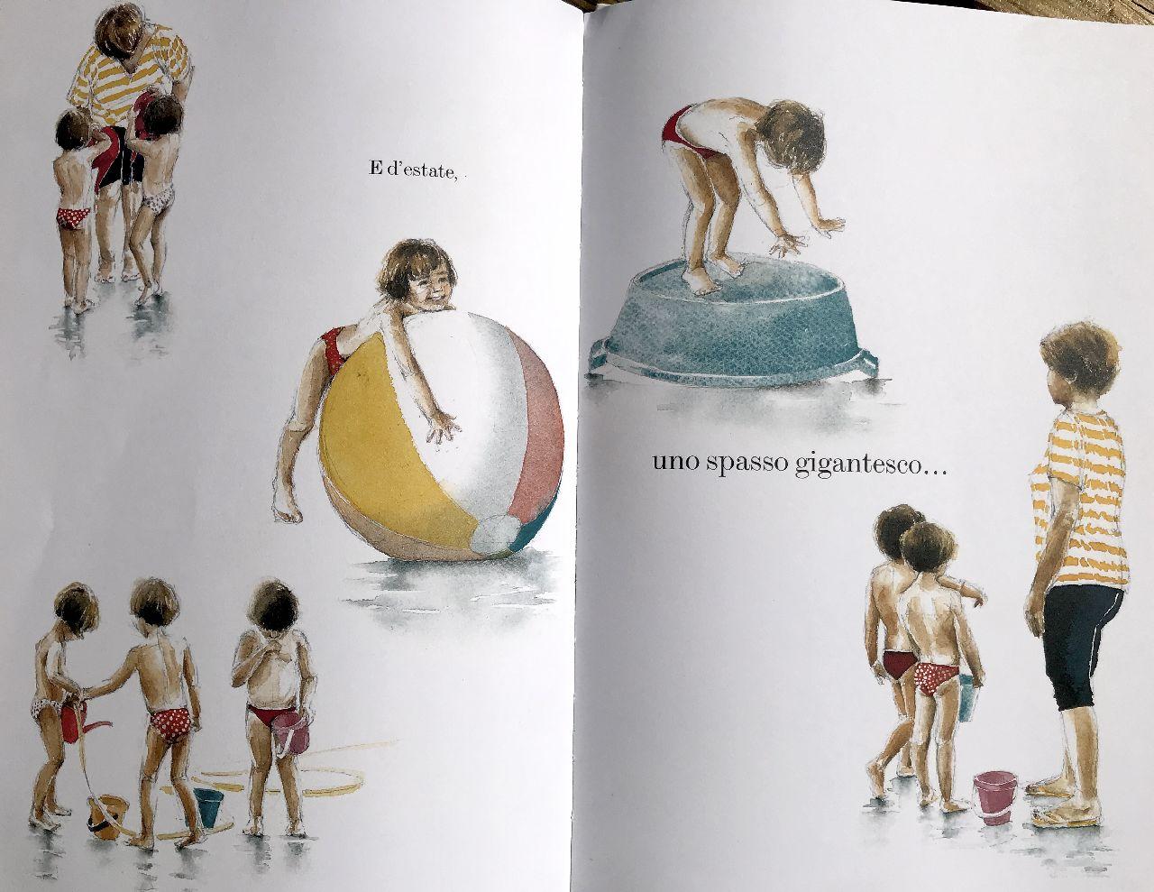 Alessandra Lazzarin, Un gioco da ragazze, Orecchio acerbo