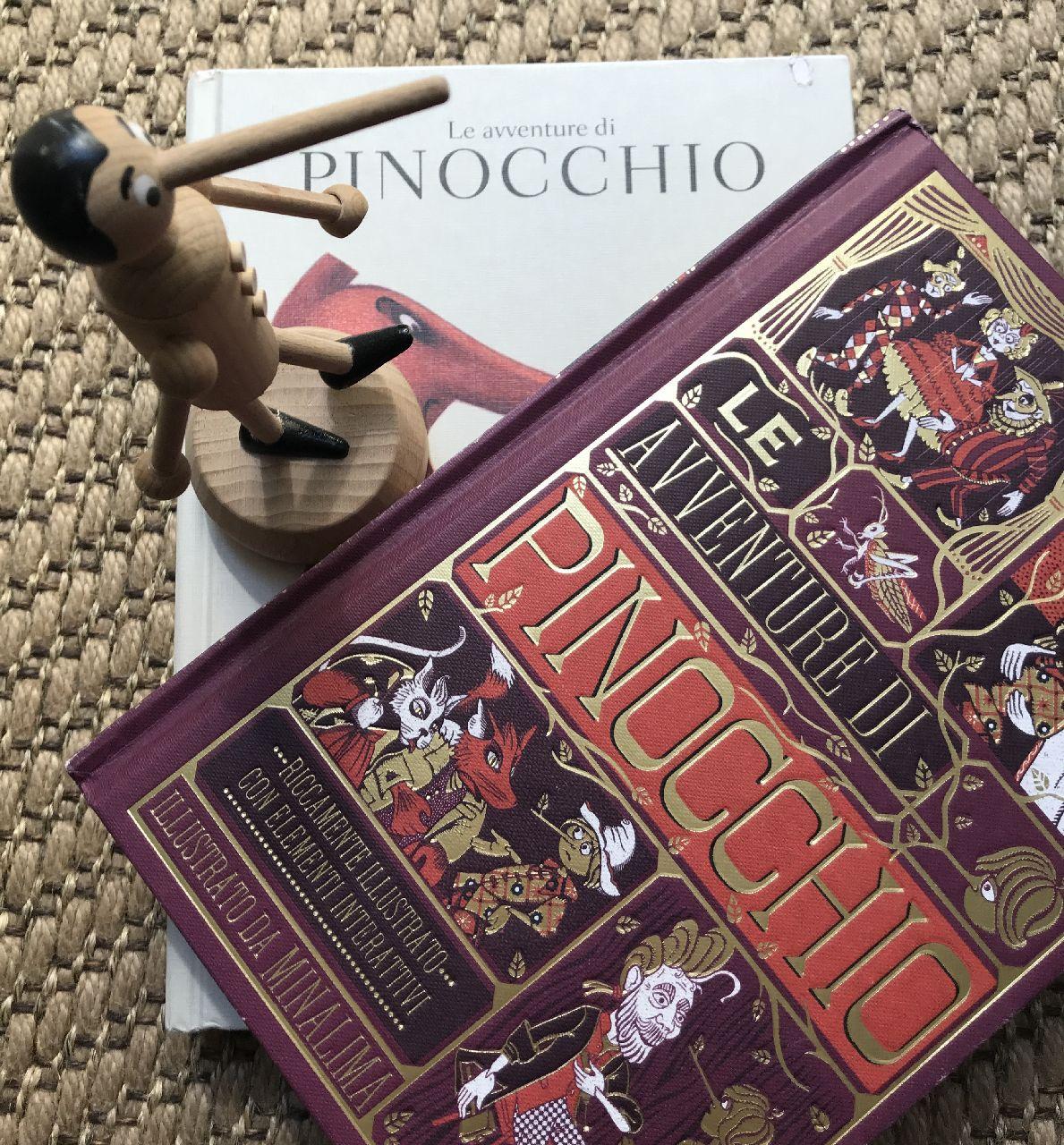 Carlo Collodi, Le avventure di Pinocchio