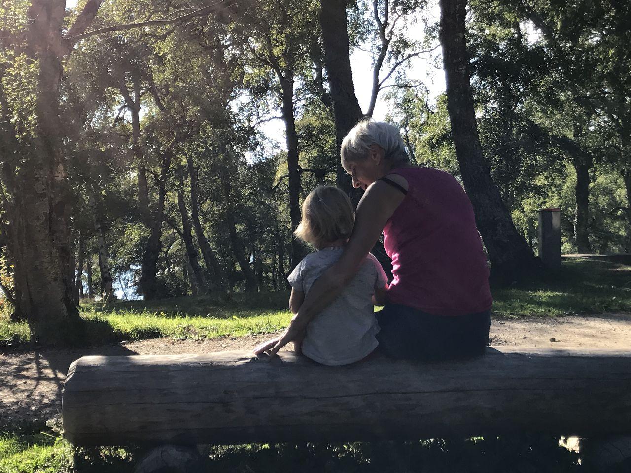 Festa dei nonni - Scaffale Basso