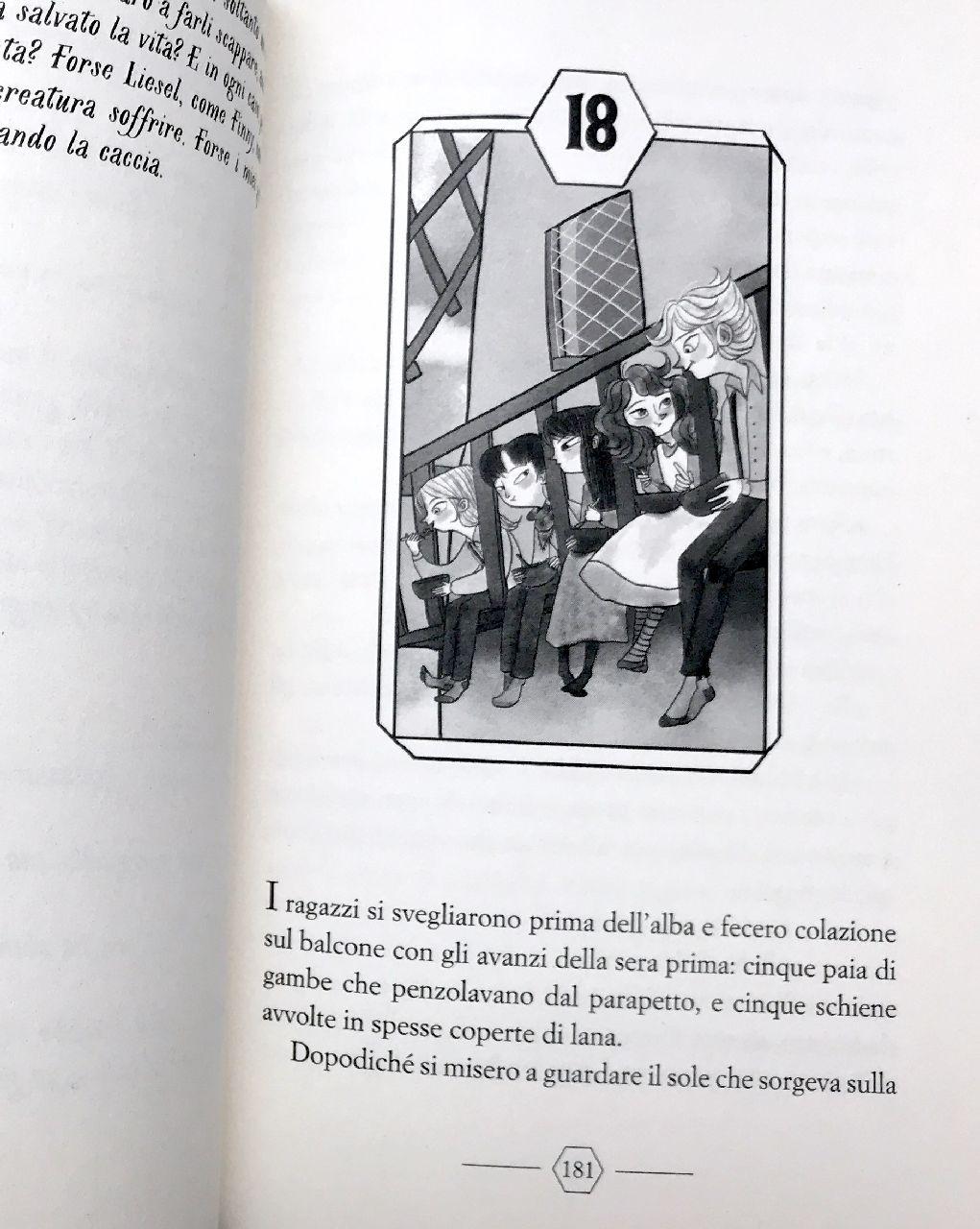 Hana Tooke - Ayesha L. Rubio, Gli inadottabili, Rizzoli
