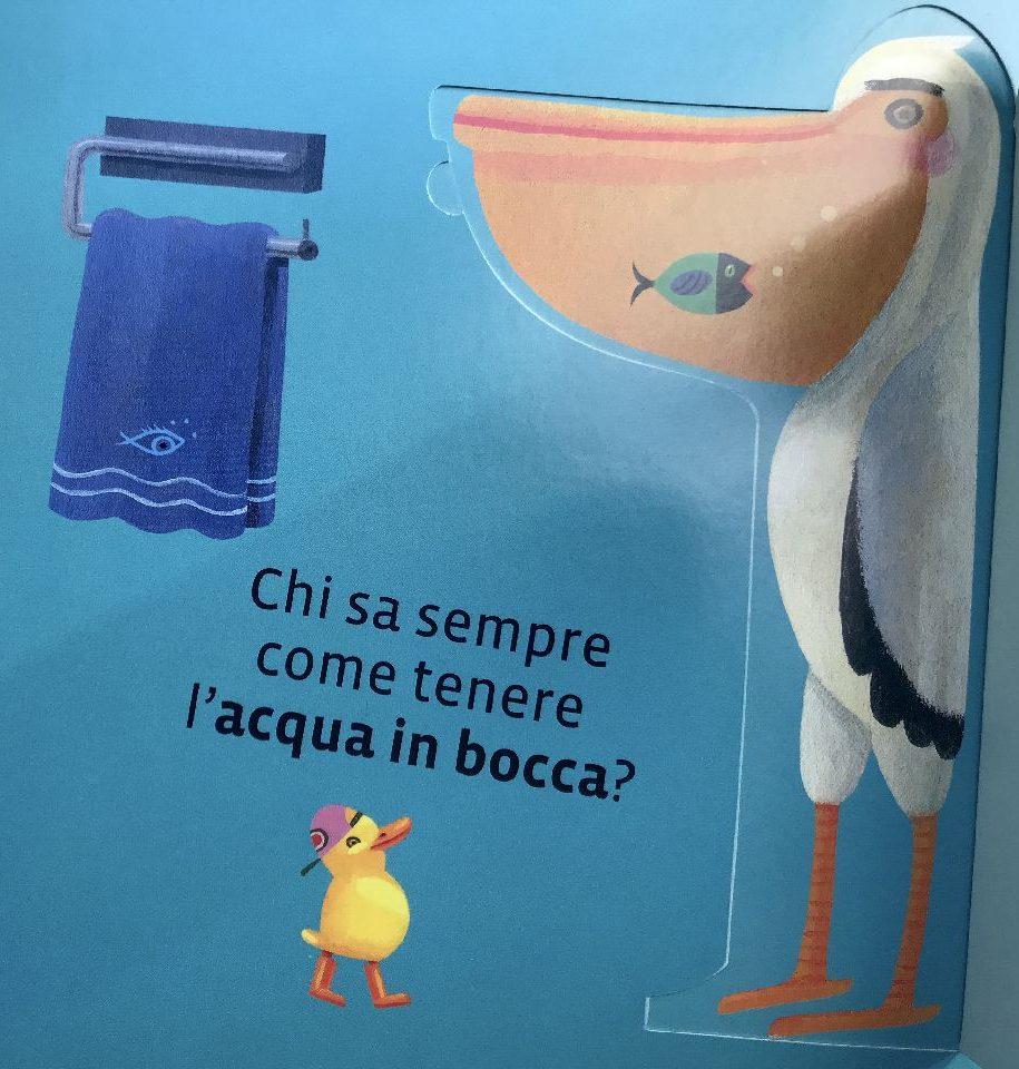 Tom Schamp, Dove sono tutti?, Franco Cosimo Panini