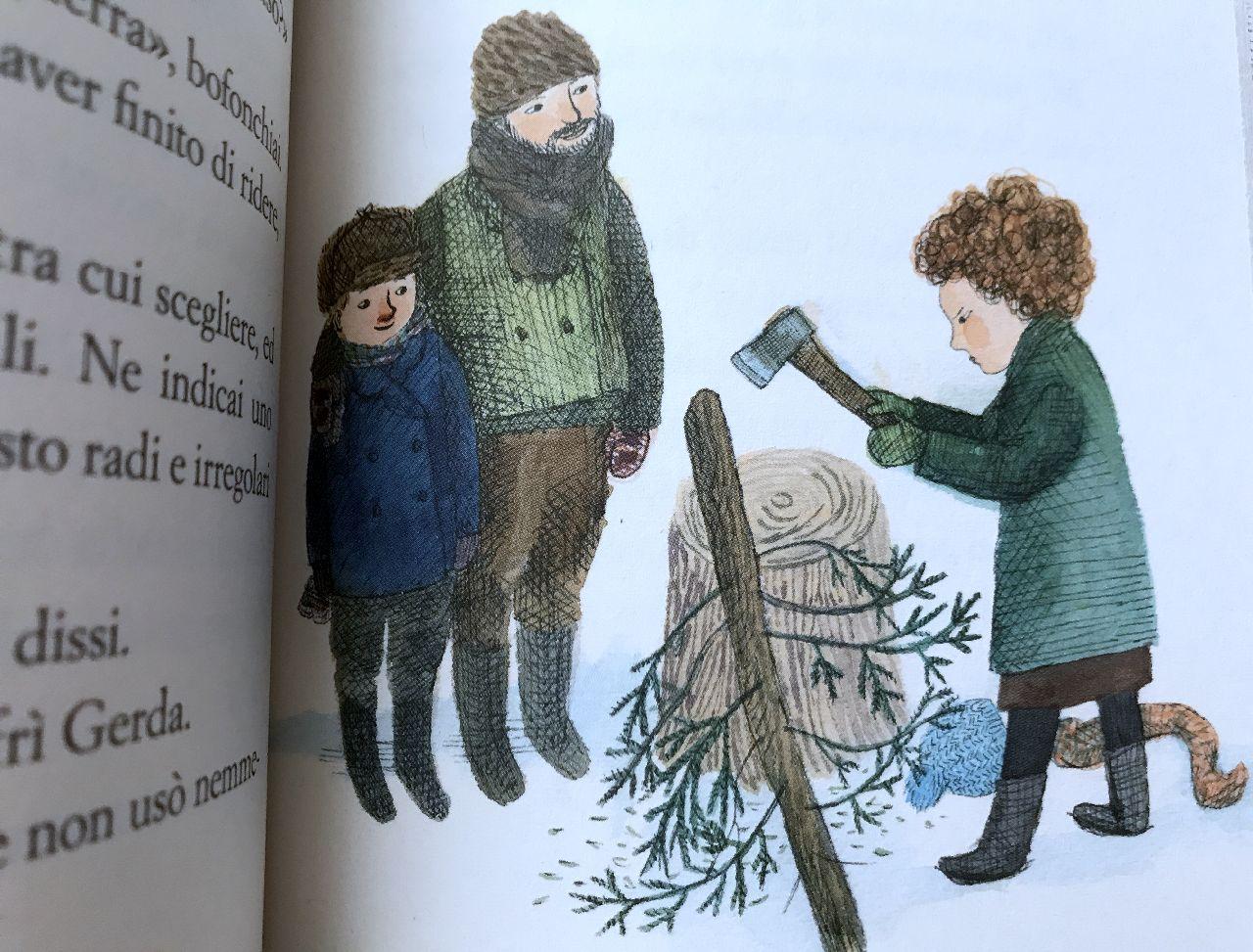 Ulf Stark, Piccolo libro sull'amore, Iperborea