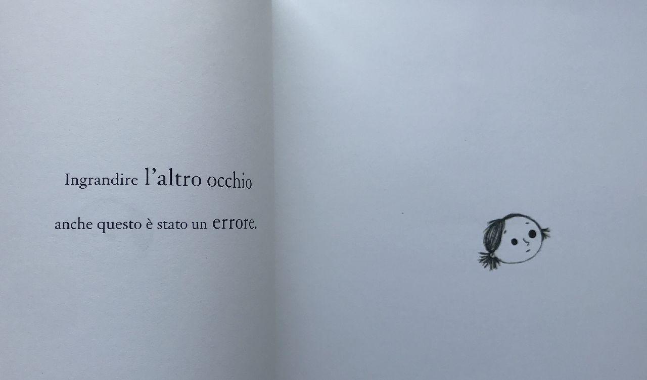 Corinna Luyken, Il libro degli errori, Fatatrac