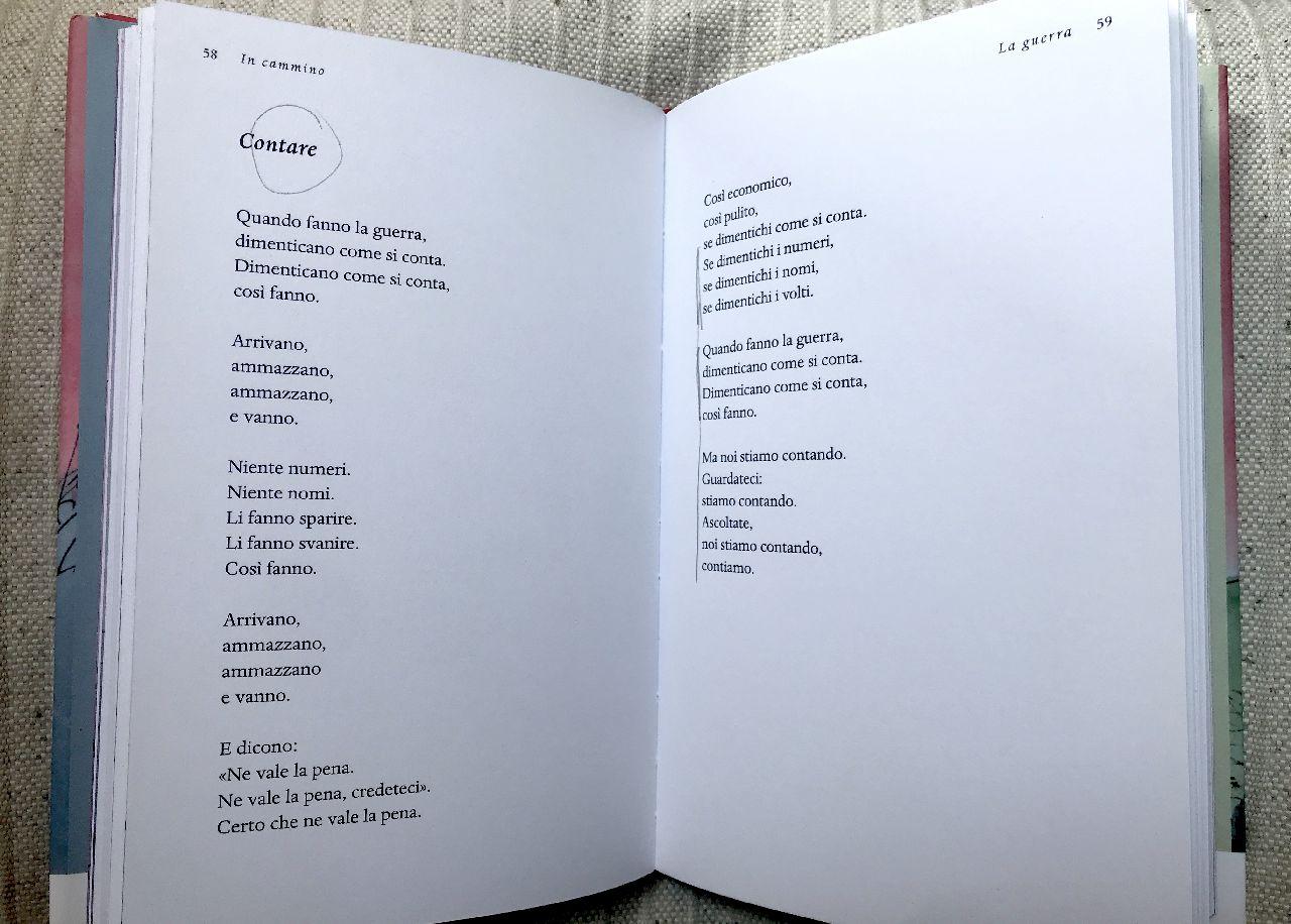 Michael Rosen, In cammino, Mondadori