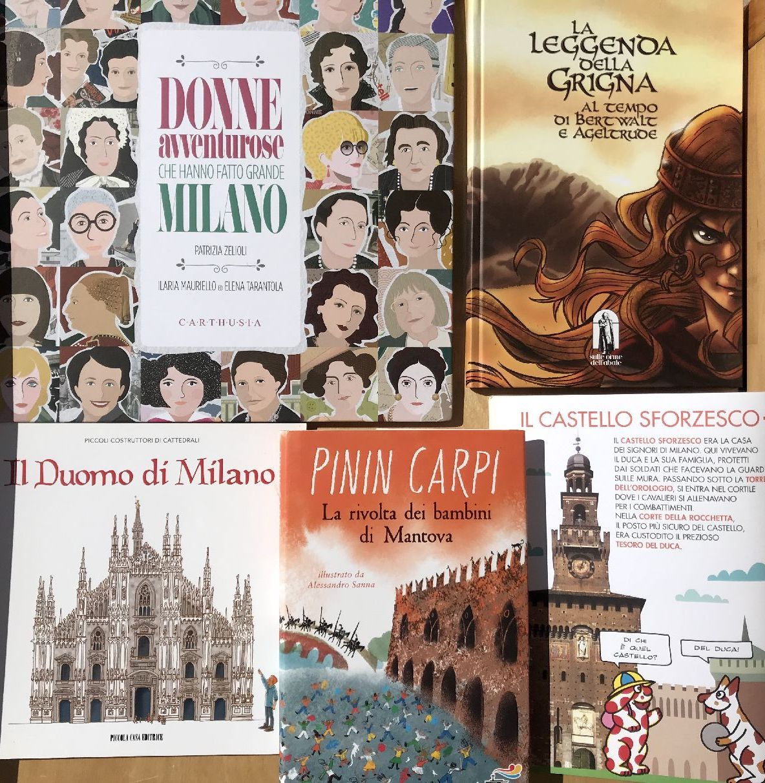 Italia narrata: Lombardia