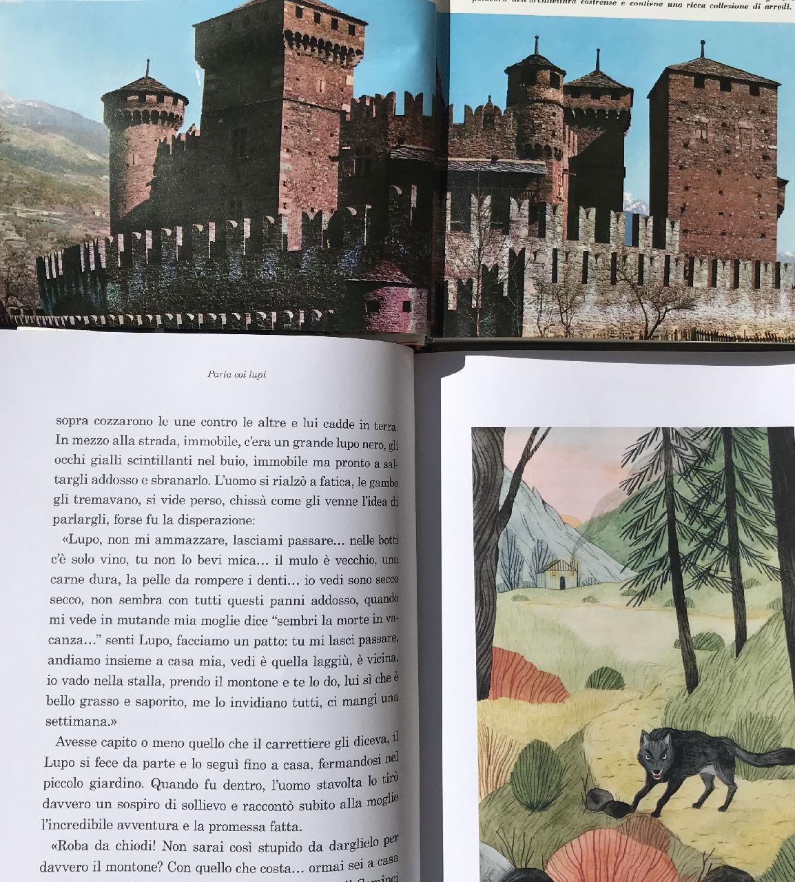Italia narrata: Val d'Aosta