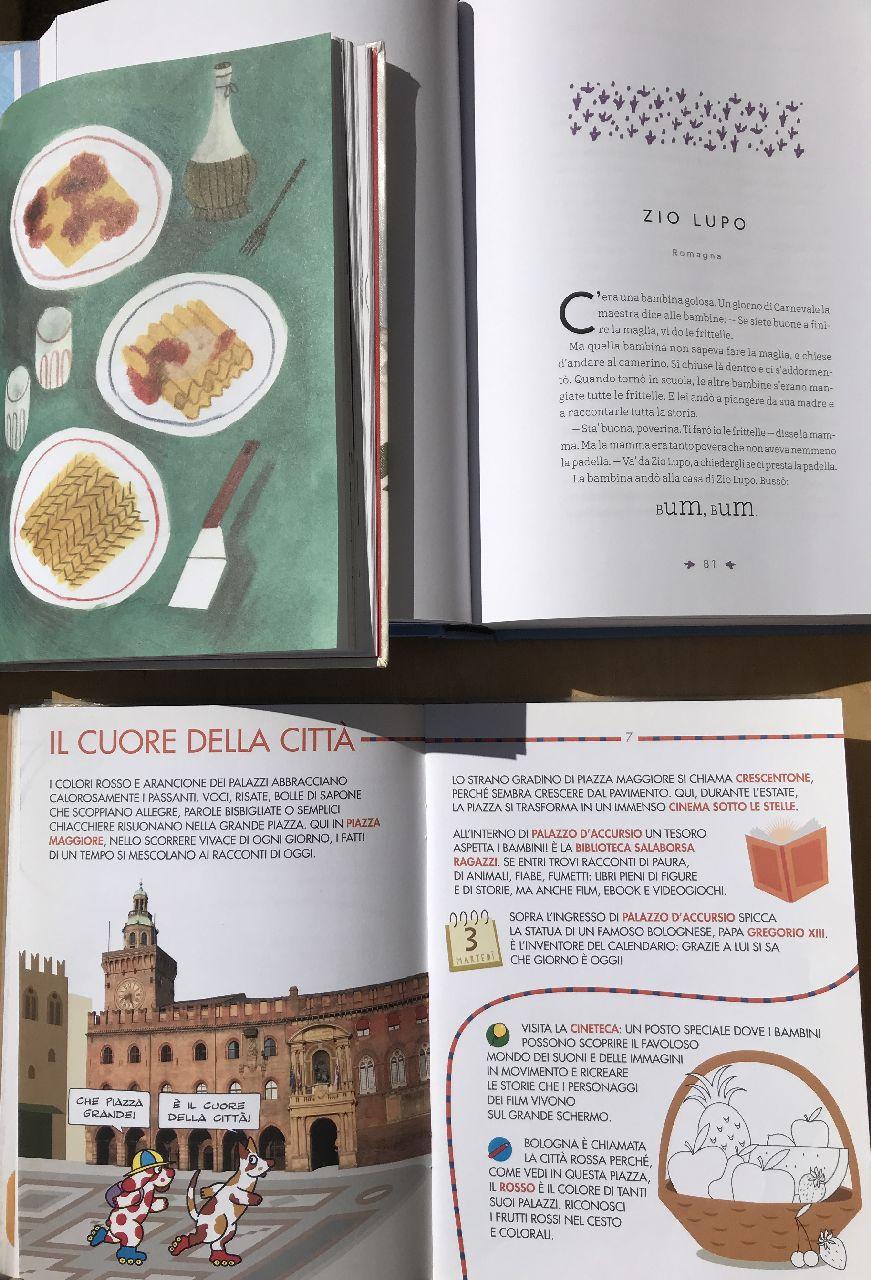 Italia narrata: Emilia Romagna