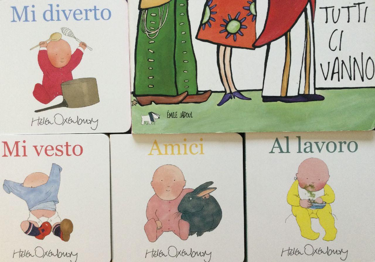 Tradurre libri con pochissime parole