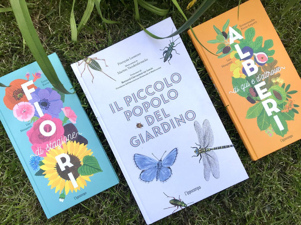 Tripudio in giardino - Scaffale Basso