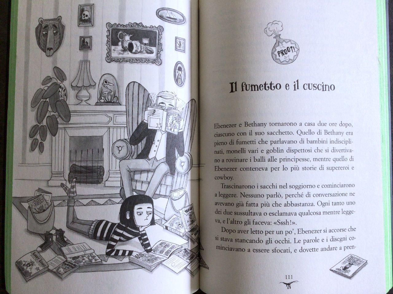 Jack Meggitt-Phillips, Bethany e la Bestia, Rizzoli