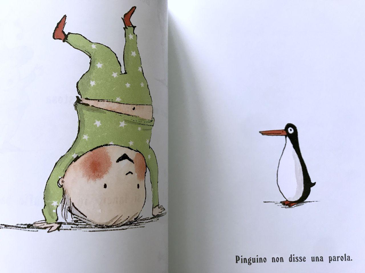 Polly Dunbar, Pinguino, Camelozampa