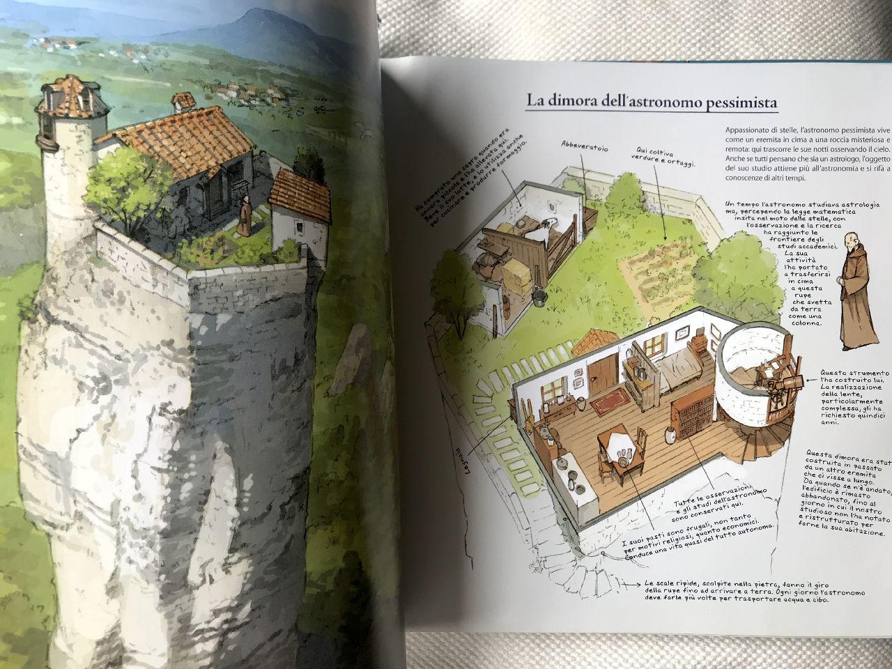 Seiji Yoshida, Il libro delle case straordinarie, L'ippocampo
