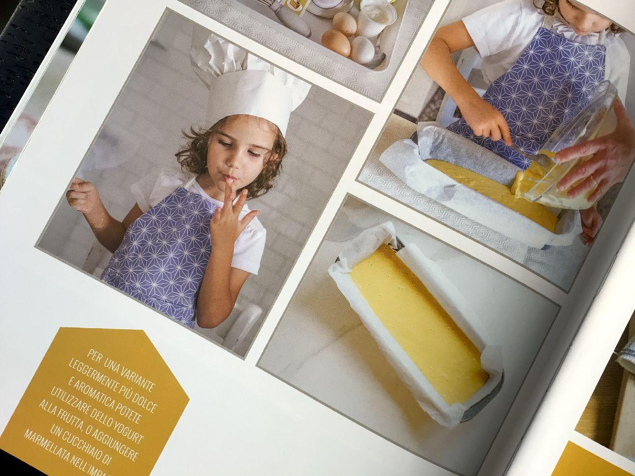 Katia Casprini e Roberta Guidotti, Mamma cucino da solo!, Red!
