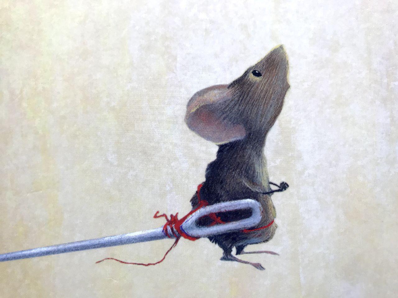 Kate Di Camillo, Le avventure di Despereaux, Il castoro