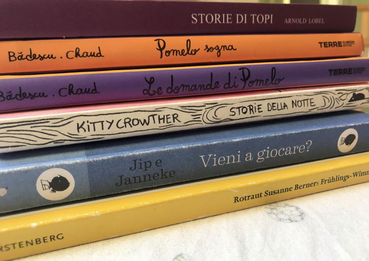 I libri raccolta - Scaffale Basso