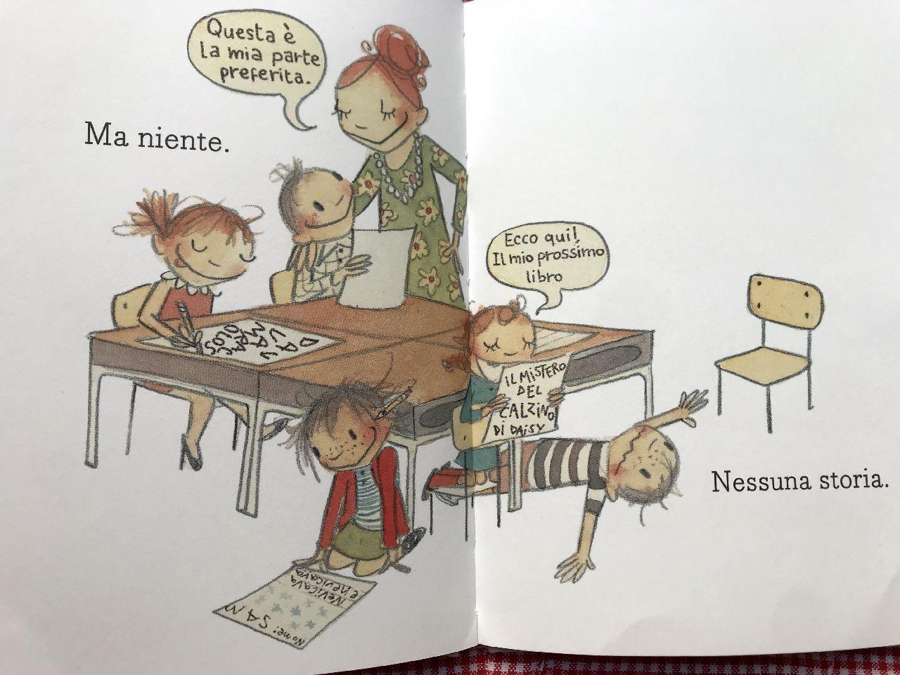 Abby Hanlon, La fantasmagorica storia di Ralph, Terredimezzo
