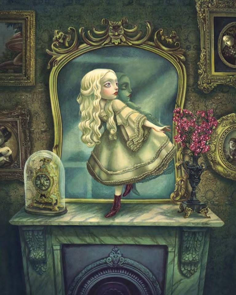 Benjamin Lacombe, Alice nel Paese delle meraviglie