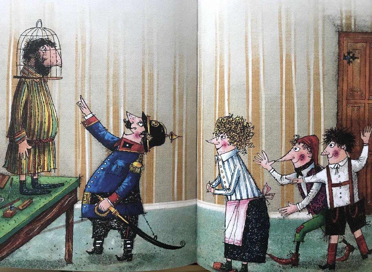 Otfried Preußler, Il brigante Ozziplozzi, Giunti